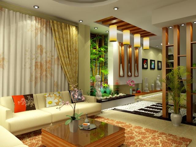 Vì sao các mẫu trang trí nội thất phòng khách đẹp