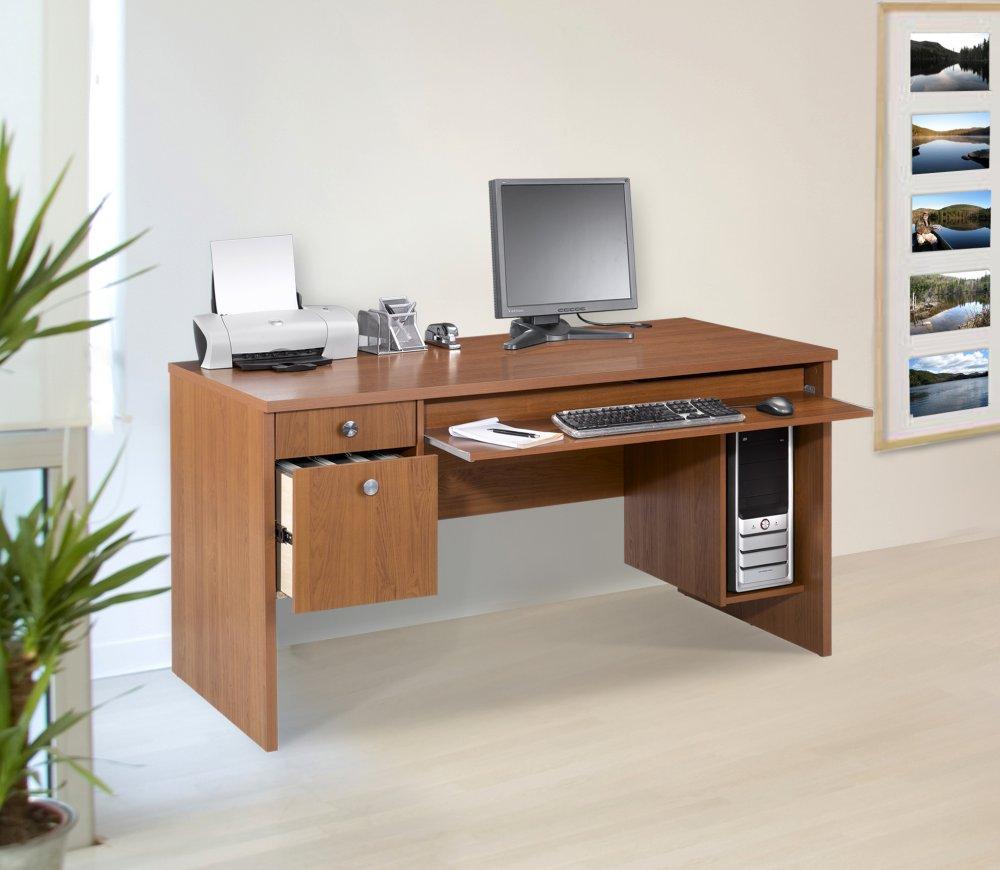 Bàn máy tính gỗ huy phát với những ưu điểm vượt trội