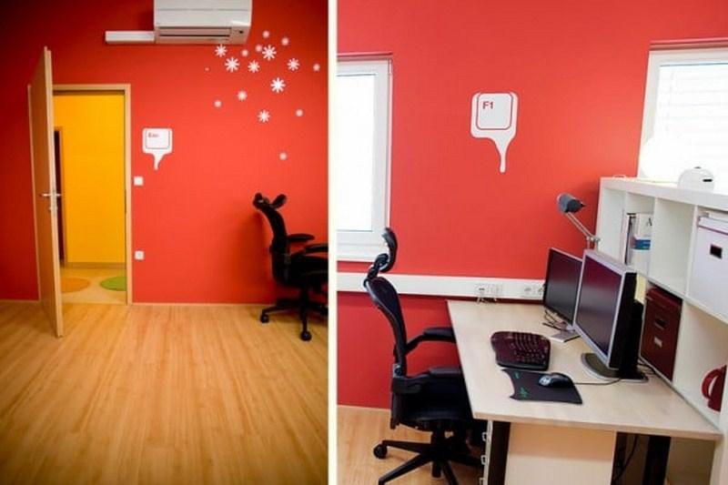 Trang Trí Phòng Làm Việc Công SởCho Dân IT Tạo Cảm Hứng Bất Tận