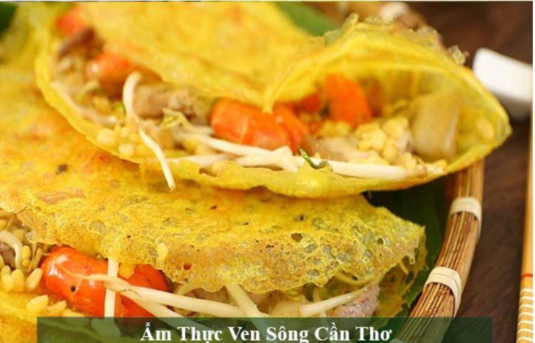 Top 10 Quán bánh xèo ngon nổi tiếng tại Ninh Kiều Cần Thơ