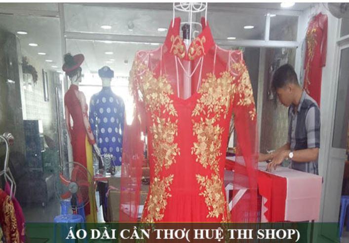 Top 10 Nhà may áo dài cực chuẩn form tại Ninh Kiều Cần Thơ