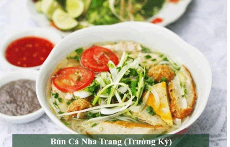 Top 10 quán Bún chả cá ngon đúng điệu tại Ninh Kiều Cần Thơ