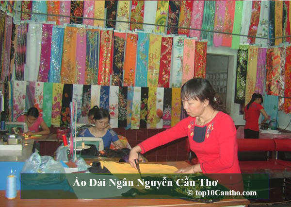 Top 10 Cửa hàng may uy tín theo xu hướng tại Ninh Kiều Cần Thơ