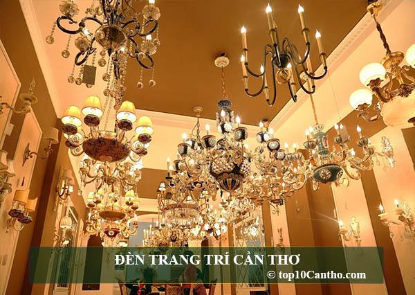 Top 10 Cửa hàng đèn Led trang trí Ninh Kiều Cần Thơ