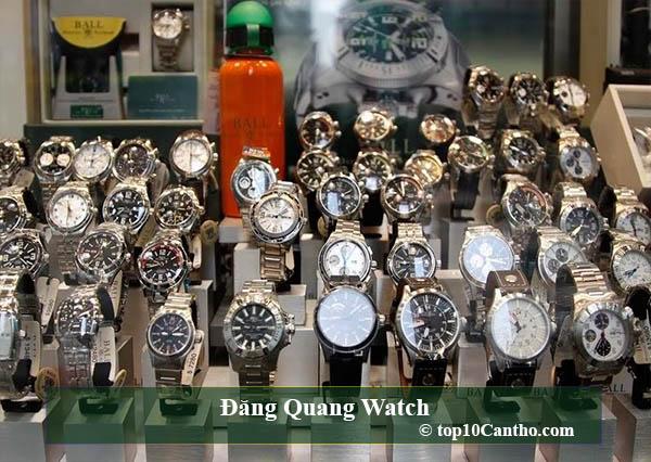 Top 10 Cửa hàng đồng hồ uy tín – chính hãng tại Ninh Kiều Cần Thơ