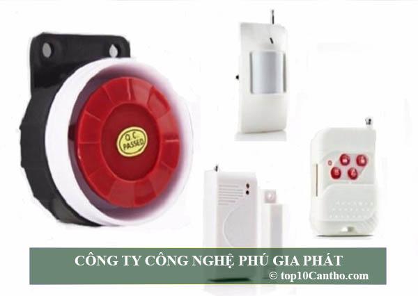 Top 10 Cửa hàng thiết bị chống trộm uy tín Ninh Kiều Cần Thơ