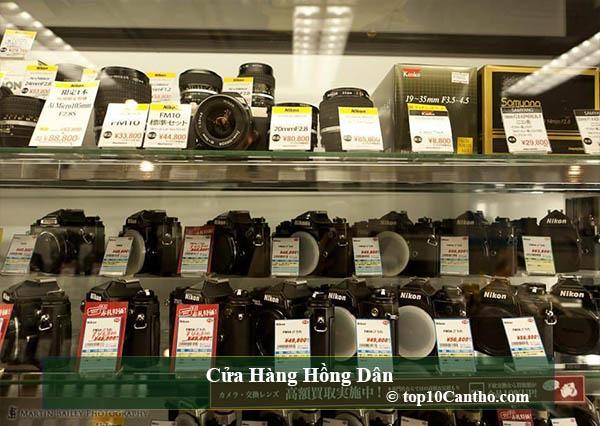 Top 10 Cửa hàng máy ảnh chính hãng tại Ninh Kiều Cần Thơ