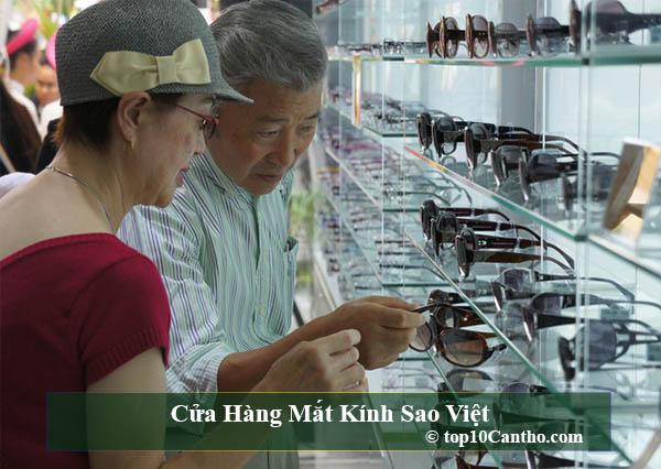 Top 10 Cửa hàng mắt kính chính hãng đa mẫu mã Ninh Kiều Cần Thơ
