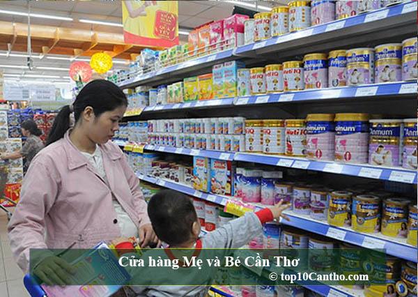 Top 10 Cửa hàng sữa bột cho bé Ninh Kiều Cần Thơ