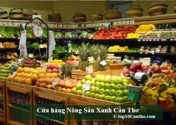 Top 10 Cửa hàng thực phẩm sạch uy tín nhất tại Ninh Kiều Cần Thơ