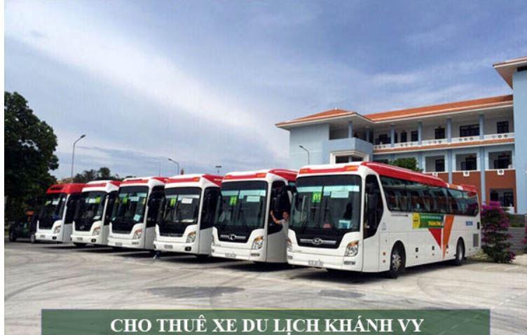Top 10 Dịch vụ cho thuê xe du lịch uy tín tại Ninh Kiều Cần Thơ