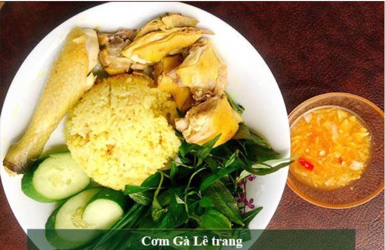 Top 10 quán cơm gà ngon nhức nách chỉ có tại Ninh Kiều Cần Thơ