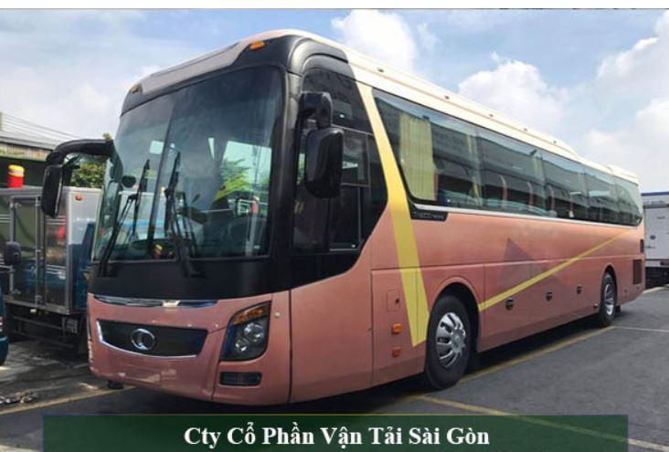 Top 10 Xe khách chất lượng cao Ninh Kiều Cần Thơ đi Sài Gòn