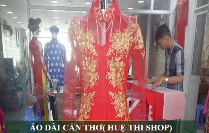 Top các tiệm may áo dài đẹp nổi tiếng tại Ninh Kiều Cần Thơ
