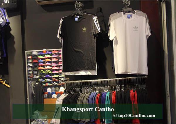 Top 10 Shop đồ thể thao chính hãng tại Ninh Kiều Cần Thơ