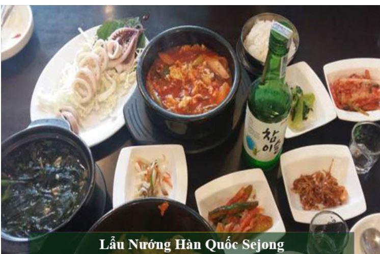 Top 10 Quán ăn Hàn Quốc nổi tiếng tại Ninh Kiều Cần Thơ