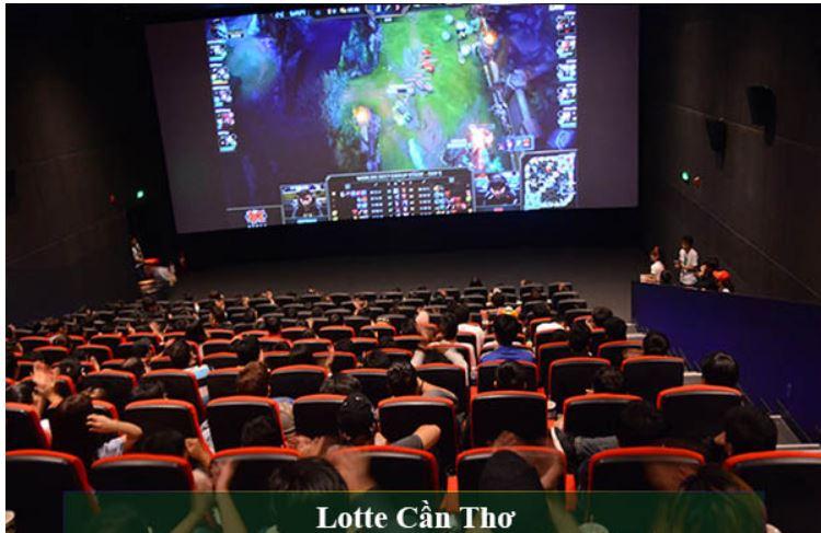 Top các rạp chiếu phim chất lượng cao tại Ninh Kiều Cần Thơ