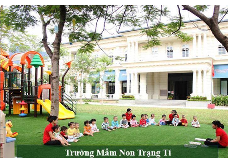 Top 10 Trường mầm non chất lượng và hiện tại nhất tại Ninh Kiều Cần Thơ
