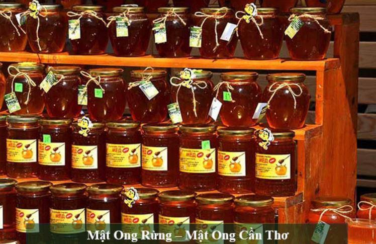 Top 10 cửa hàng bán mật ong nguyên chất tại Ninh Kiều Cần Thơ