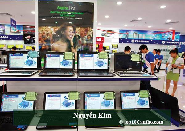 Top 10 Cửa hàng bán máy tính chính hãng uy tín tại Ninh Kiều Cần Thơ