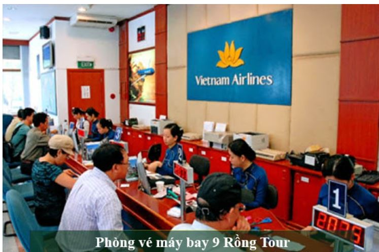 Top 10 Phòng vé máy bay uy tín – chính hãng Ninh Kiều Cần Thơ