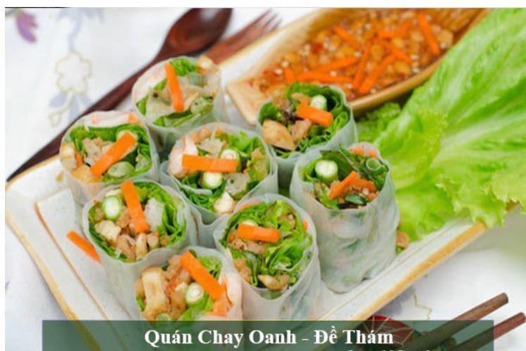 Top 10 Quán cơm chay phong phú trong chế biến tại Ninh Kiều Cần Thơ