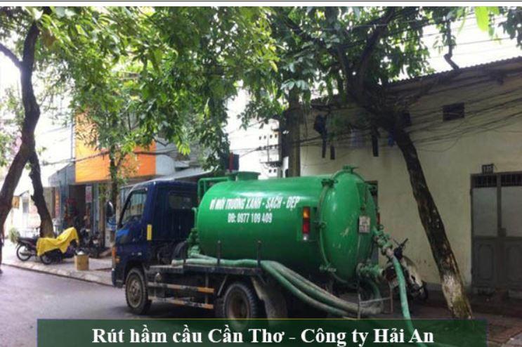 Top 10 Dịch vụ hút hầm cầu chất lượng tại Ninh Kiều Cần Thơ
