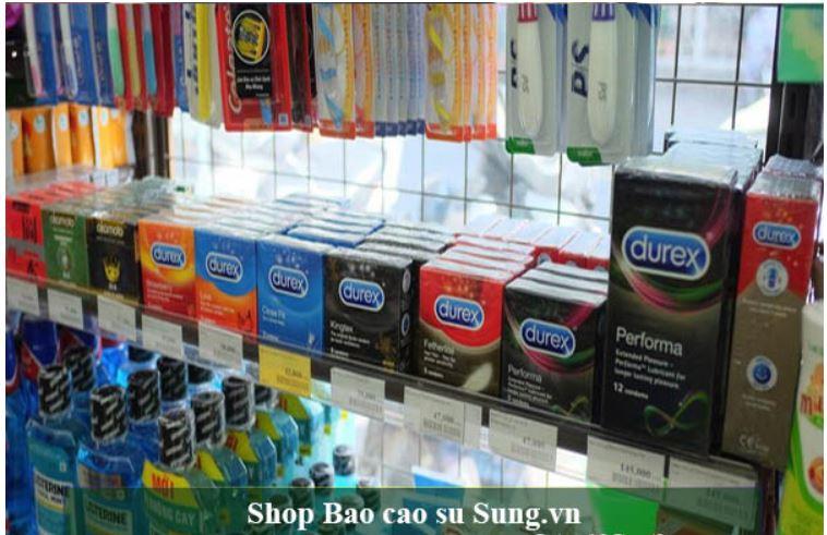 Top 10 Shop bao cao su chính hãng nhất tại Ninh Kiều Cần Thơ