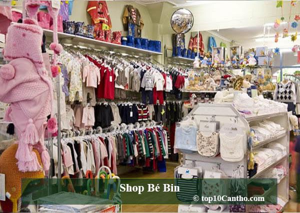 Top 10 Cửa hàng đồ sơ sinh uy tín tại Ninh Kiều Cần Thơ