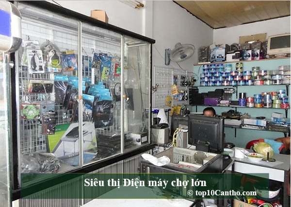 Top 10 Cửa hàng linh kiện điện thoại chính hãng Ninh Kiều Cần Thơ