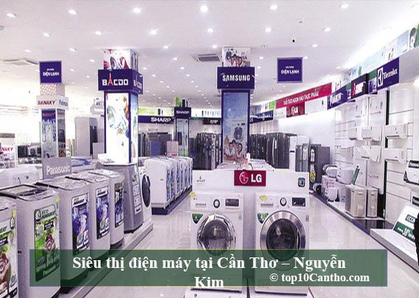 Top 10 Cửa hàng điện máy chính hãng tại Ninh Kiều Cần Thơ