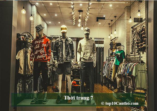 Top 10 Shop đồ nam chính hãng đa mẫu mã tại Ninh Kiều Cần Thơ