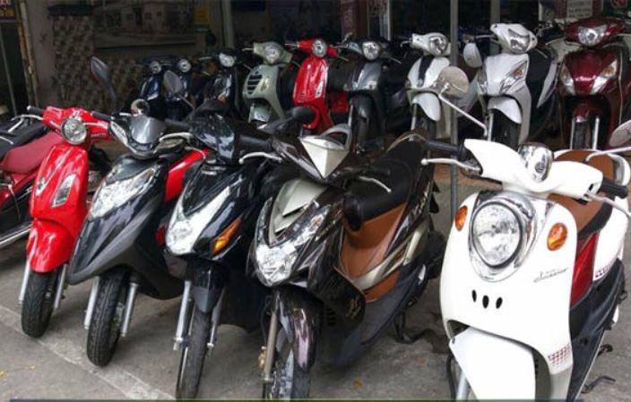 Top 10 Dịch vụ cho thuê xe máy tại Ninh Kiều Cần Thơ