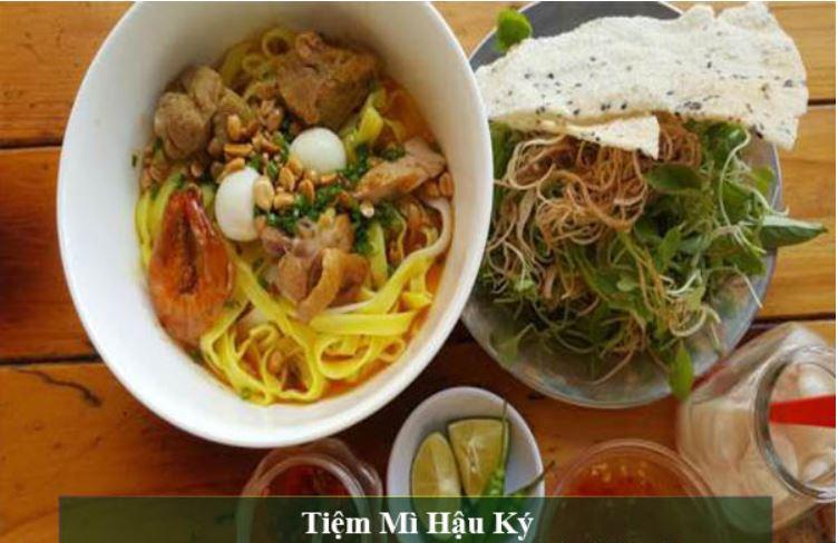 Top 10 Quán mì Quảng đậm đà nổi tiếng tại Ninh Kiều Cần Thơ
