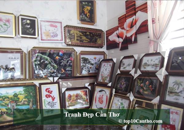 Top 10 Cửa hàng tranh thêu đa mẫu mã tại Ninh Kiều Cần Thơ