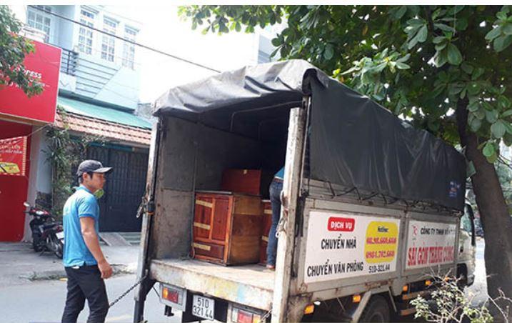Top 10 Dịch vụ chuyển nhà trọn gói nhanh chóng Ninh Kiều Cần Thơ