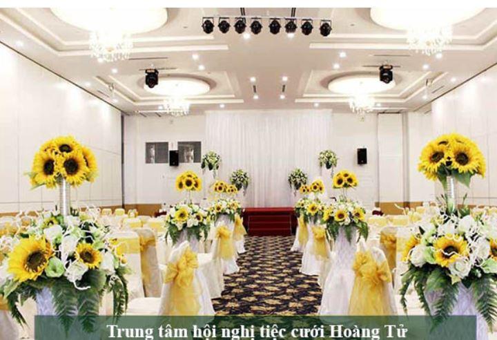 Top 10 Nhà hàng tiệc cưới sang trọng bậc nhất Ninh Kiều Cần Thơ