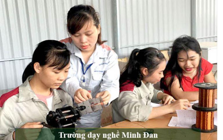 Top 10 Trường dạy nghề uy tín nhất tại Ninh Kiều Cần Thơ