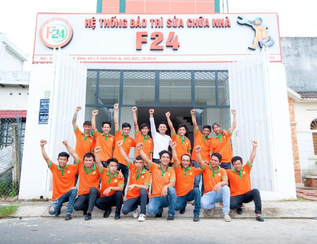 Đơn Vị Chống Thấm Nhà Vệ Sinh F24   Uy Tín - Chuyên Nghiệp